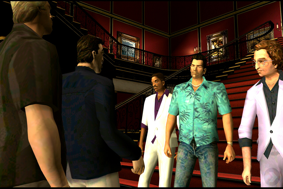 Image of Grand Theft Auto: Vice City for iPhone