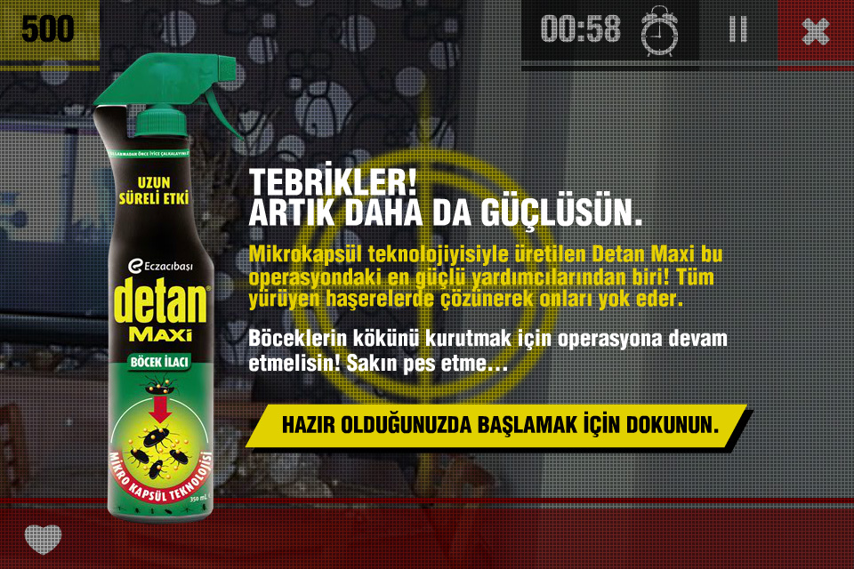 Screenshot Operasyon Detan